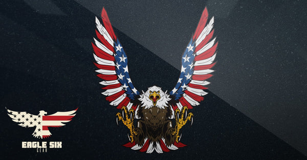 Screaming Eagle Decal
