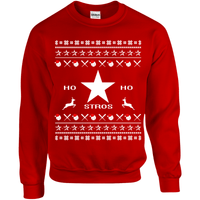 Ho Ho Stros Christmas Sweater