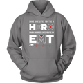 Save a Hundred Lives EMT Unisex Hoodie