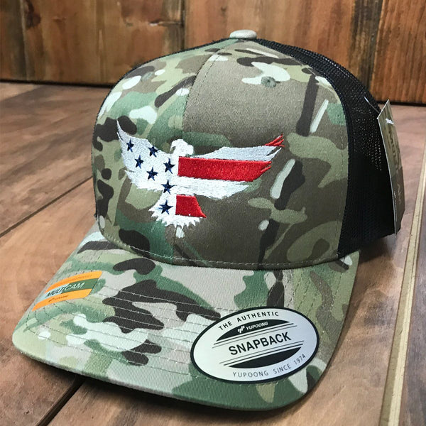 The Ultimate Eagle Snap Back Hat