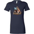 American Patriot Women's T-shirt