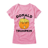 Donald Trumpkin Womens Shirt