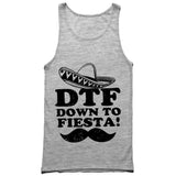 DTF Down To Fiesta Tank Top
