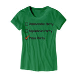 Womens Pizza Party T-Shirt