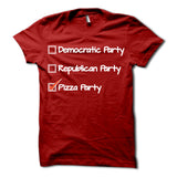 Political Pizza Party Shirt