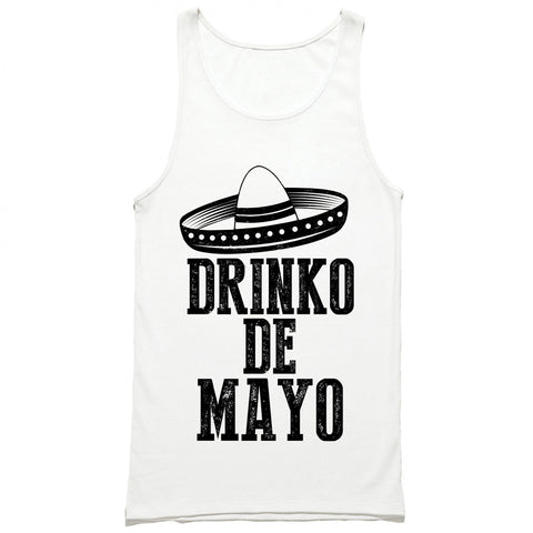 Drinko De Mayo Tank Top