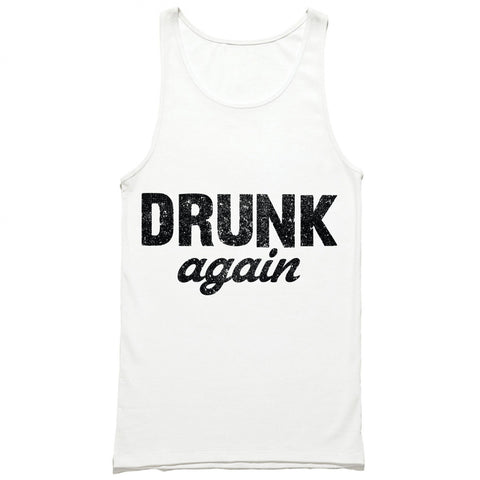 Drunk Again Tank Top