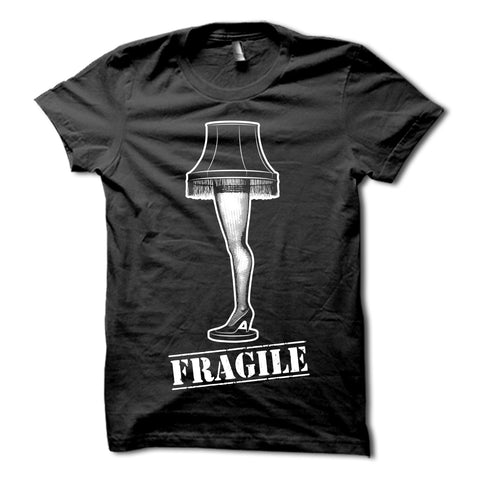 A Christmas Story Fragile Leg Lamp Shirt