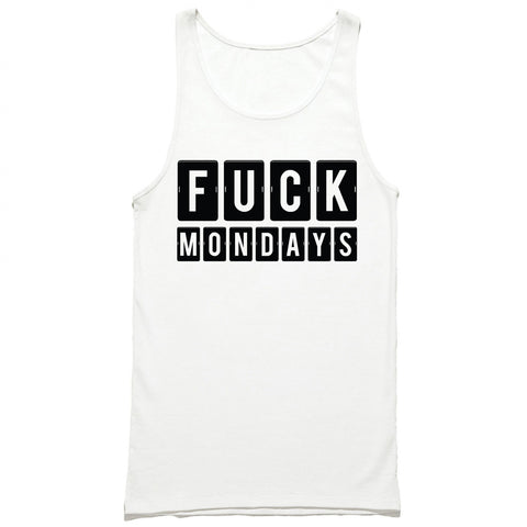 Fuck Mondays Tank Top