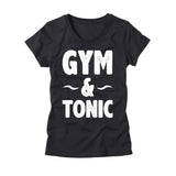 Womens Gym & Tonic T-Shirt
