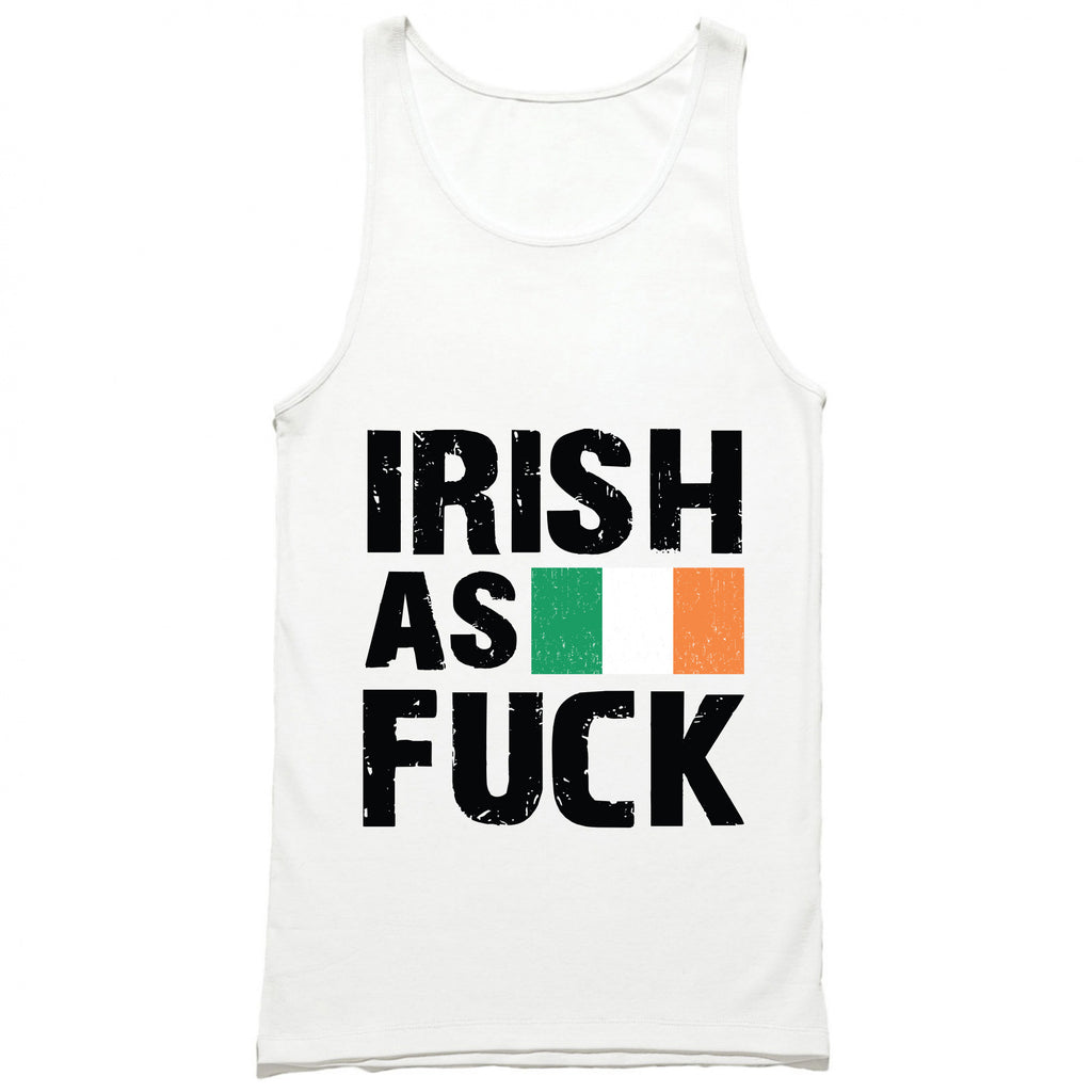 Irish As Fuck Tank Top