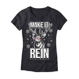 Womens Make It Rein T-Shirt
