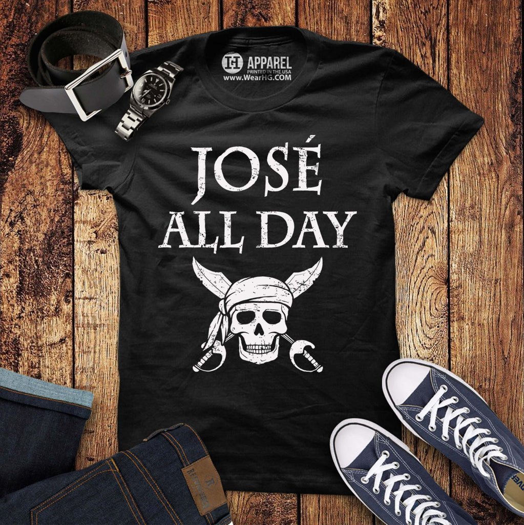 Jose All Day Shirt