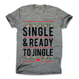 Single and Ready to Jingle Shirt