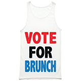 Vote For Brunch Tank Top