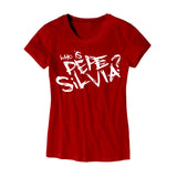 Womens Who is Pepe Silvia T-Shirt