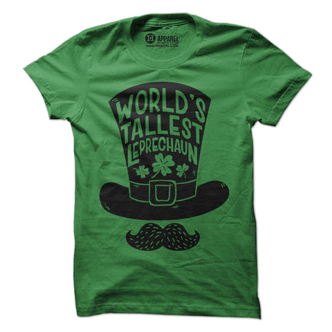 Worlds Tallest Leprechaun Shirt