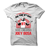 On The 8th Day God Created Joey Bosa Shirt