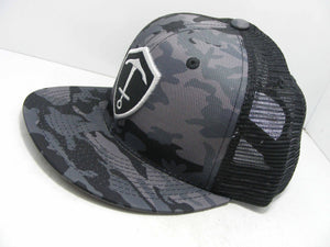 Anchor Shield Black Camo
