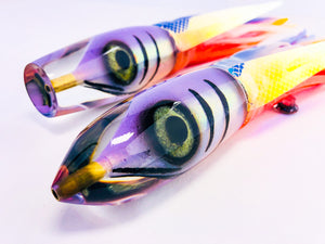 H1 Premium Series: Purple Salmon