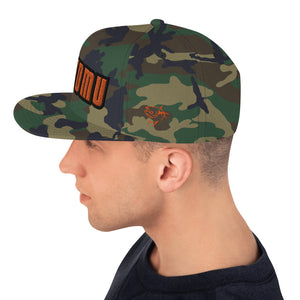 Limited Snapback Hat: Camo Update