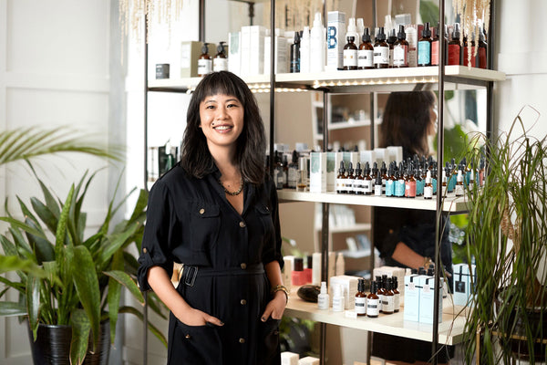 WE INTERVIEWED SANDRA LANSHIN ABOUT HER BEST KEPT WINTER BEAUTY SECRETS