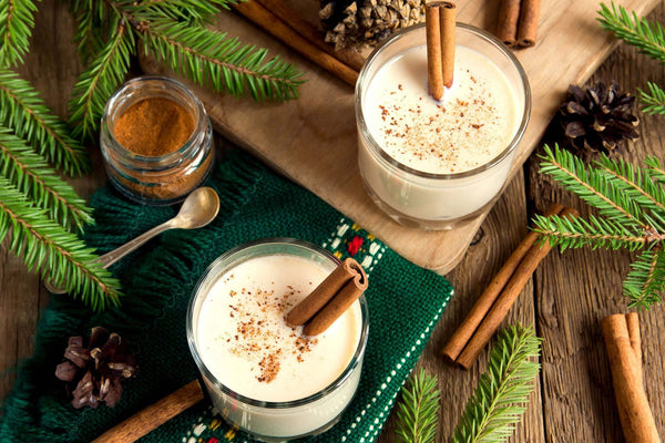INDULGE THIS SEASON WITH A DELICIOUS SKIN-FRIENDLY HOLIDAY COCKTAIL