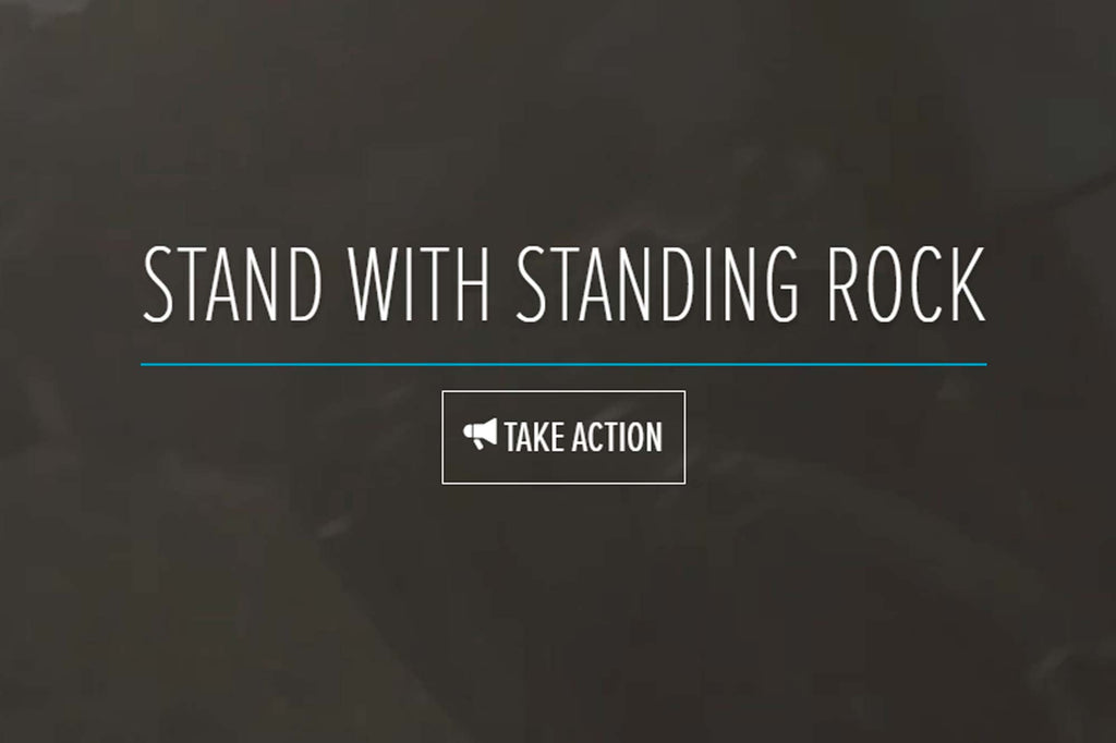 Stand with Standing Rock Donate