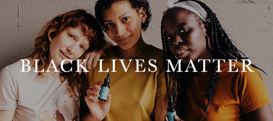 APOTERRA SKINCARE SUPPORTS BLM