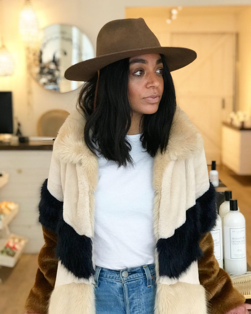 Nitasha from The Cure Apothecary and natural skincare store in Toronto Canada
