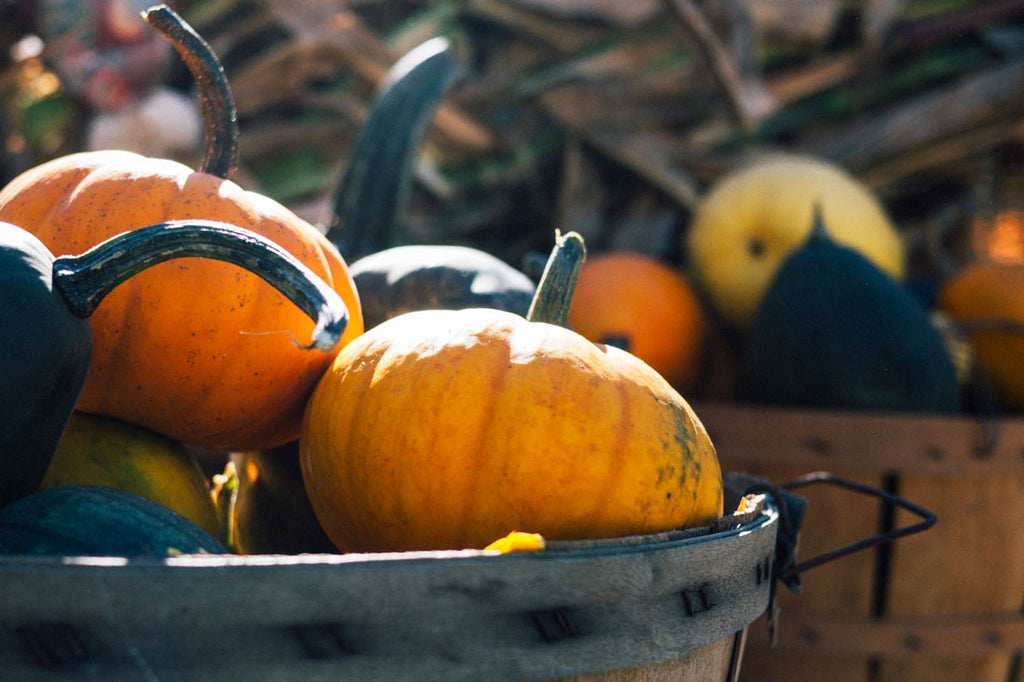 Pumpkin pulp is a wonderful anti-aging ingredient