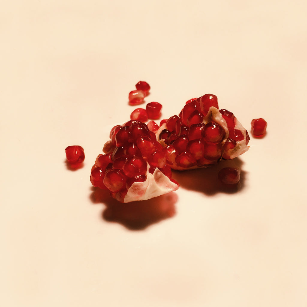 Punicic acid pomegranate fruit seeds
