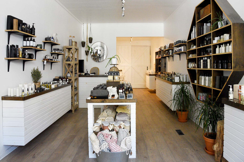 The Cure Apothecary - natural beauty store in Toronto