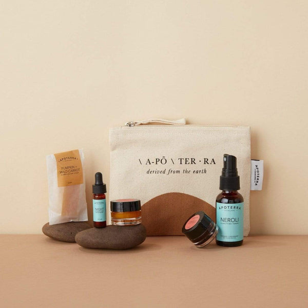 Nourish Ritual Sample Facial Kit