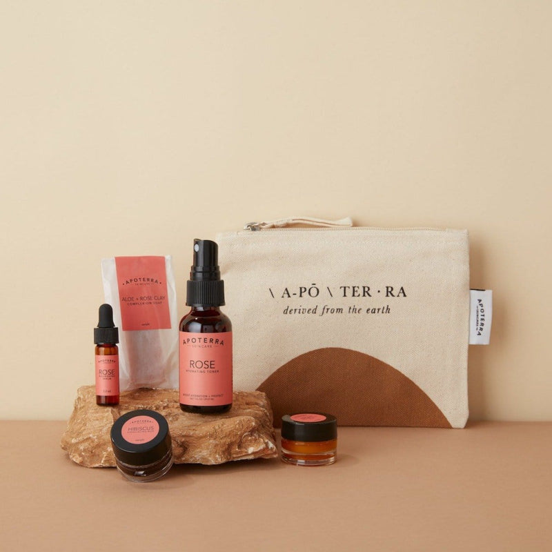 Restore Ritual Sample Facial Kit