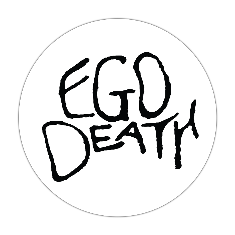 Ego Death Sticker - The Internet