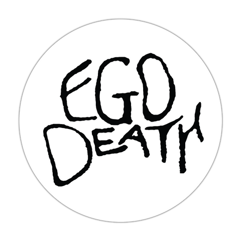 Ego Death Sticker