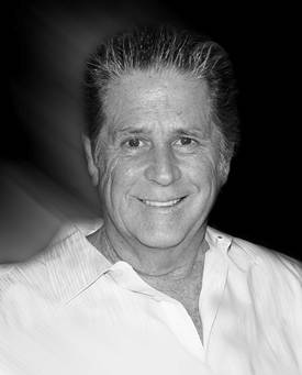 Brian Wilson of The Beach Boys, photographed by Paul Zollo