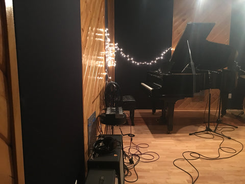 Record on a 7' Yamaha Piano at The Songwriting School