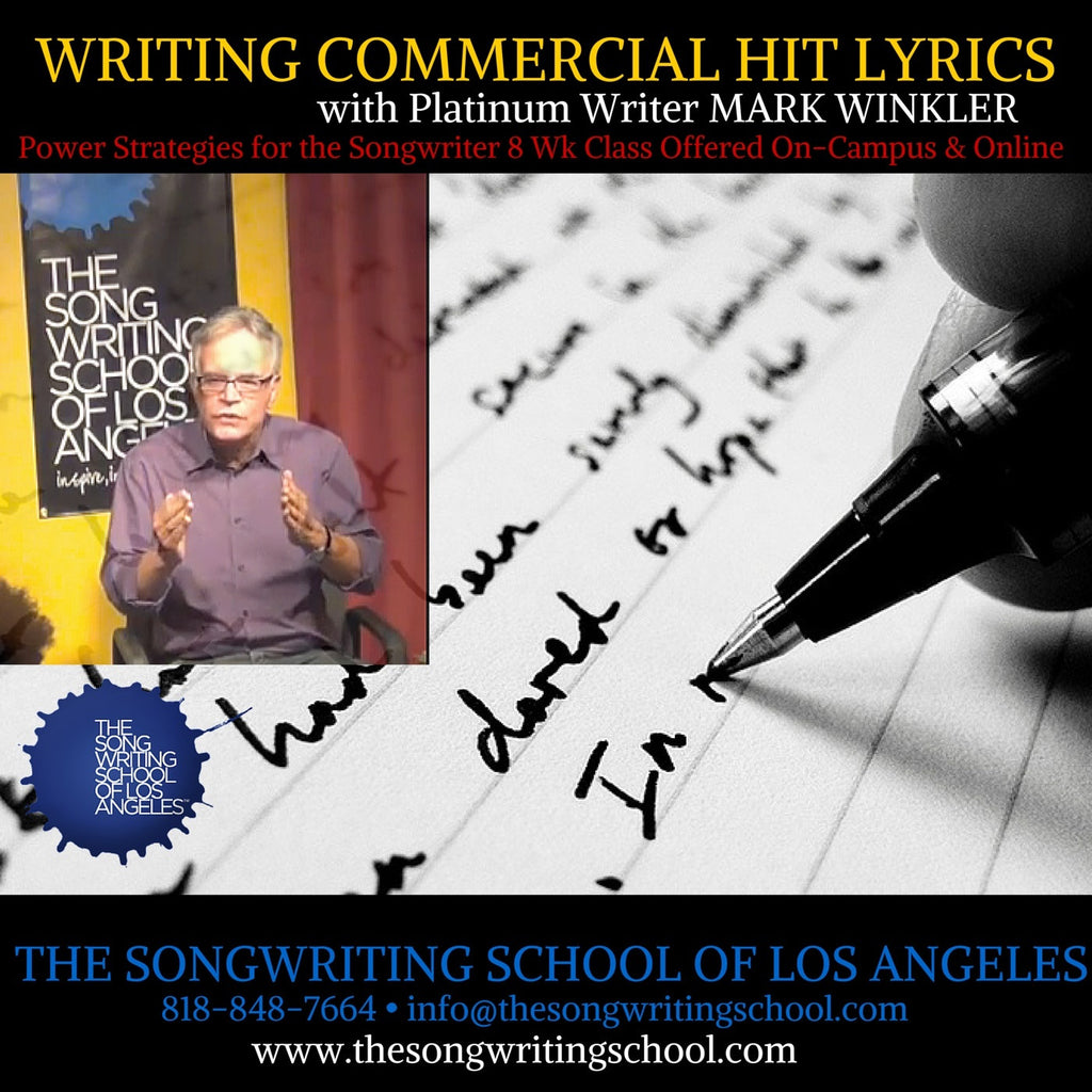 The Songwriting School of Los Angeles - Home for ...
