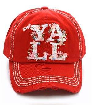 Hey Y'all Hat