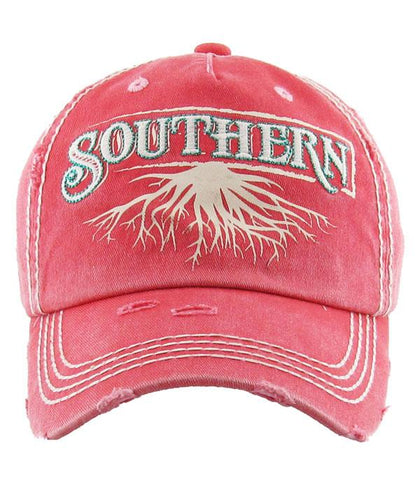 Southern Roots Ball Cap