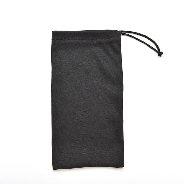 Black Soft Pouch