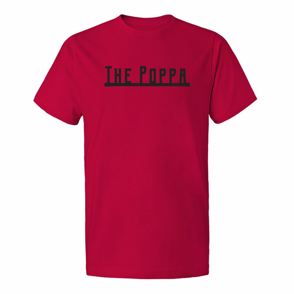 The Poppa - Adult Value Tee