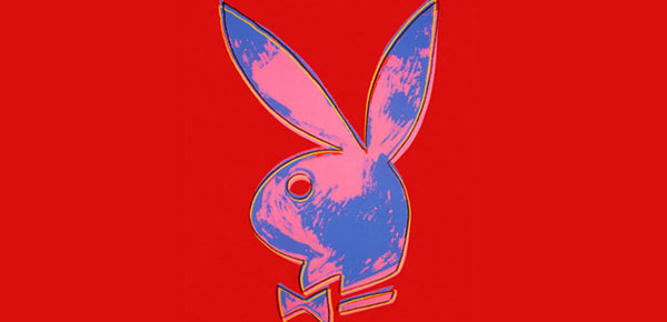 Playboy Andy Warhol