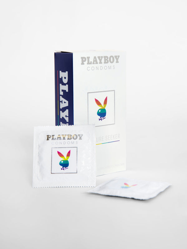 Playboy Condoms Pleasure Seeker