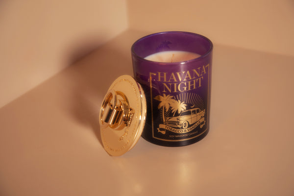 Havana Night Massage Candle By Honey Birdette