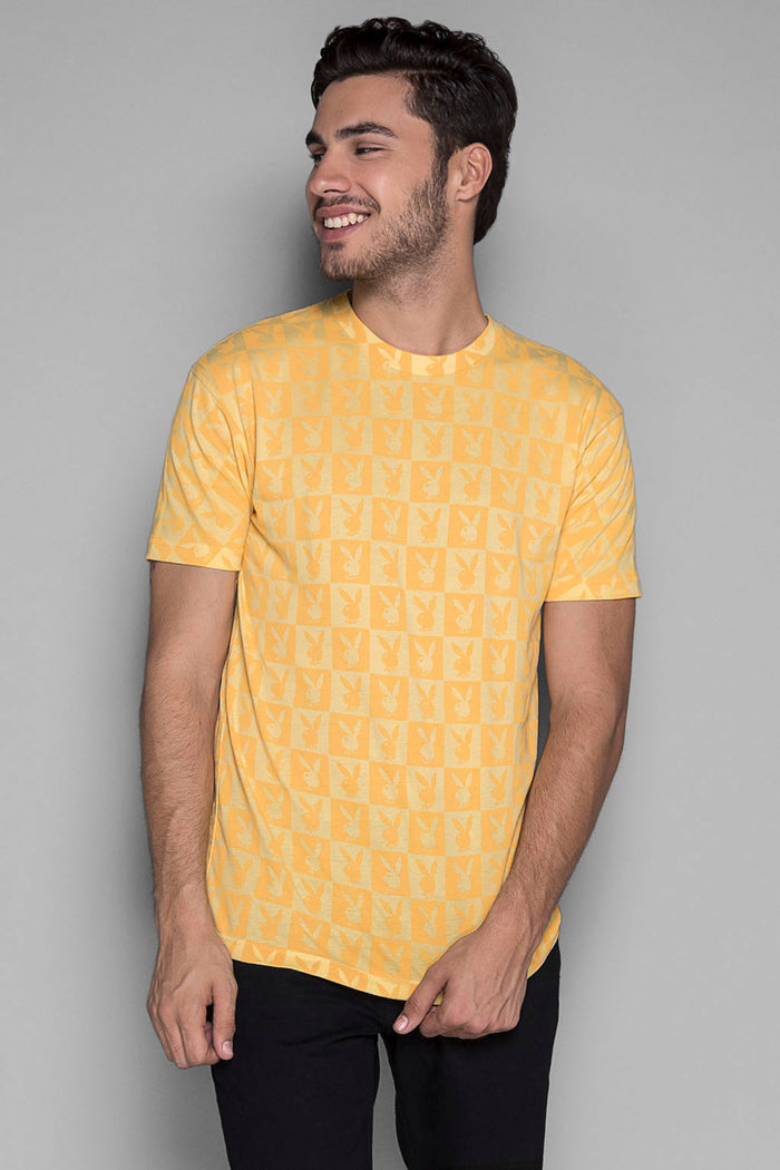 The Yellow Rabbit Tee | Playboy Men's T-shirts | Playboy Shop