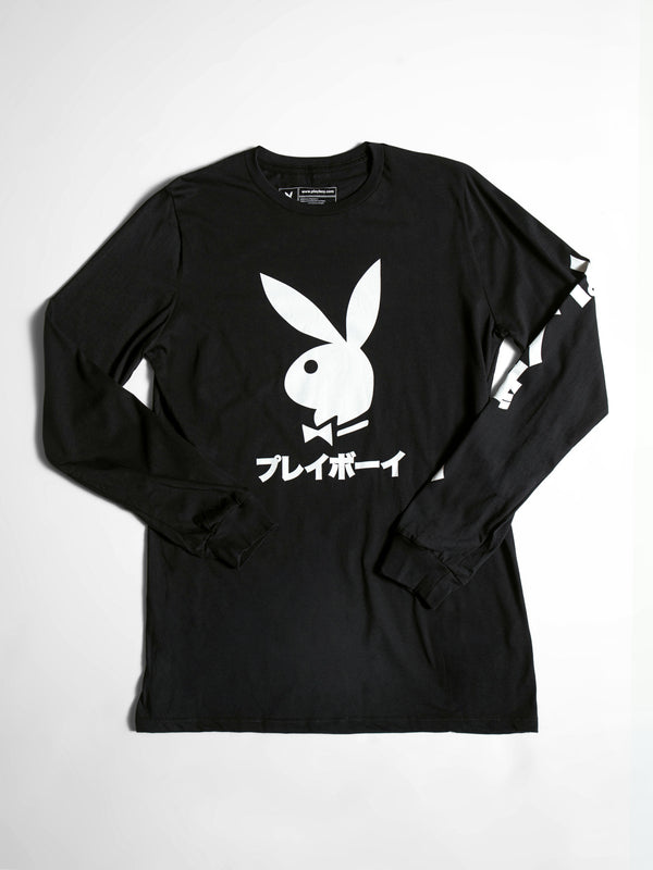 Japanese Long Sleeve T-shirt
