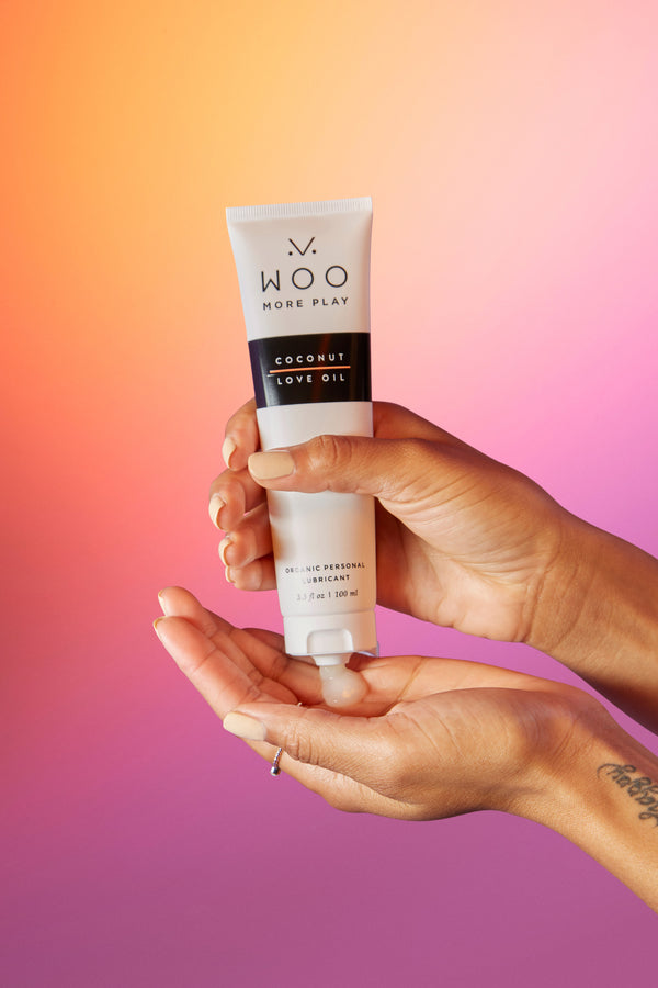 Coconut Love Oil by Woo